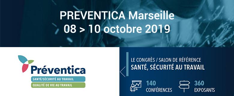 Visuel Preventica Marseille