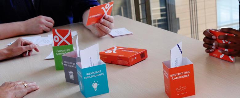 Découvrez notre nouveau jeu de cartes «Les Essentiels Télétravail»