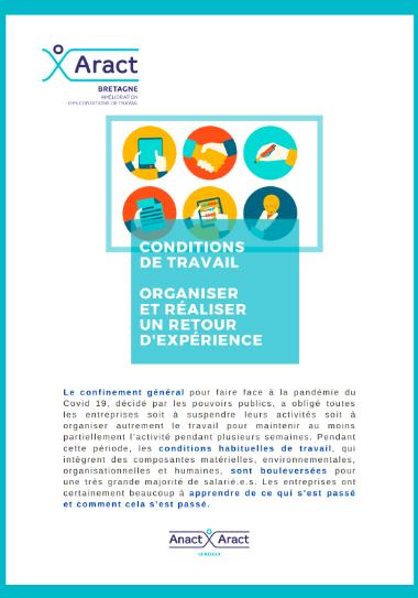 Organiser et réaliser un retour d'expérience (REX ou RETEX)
