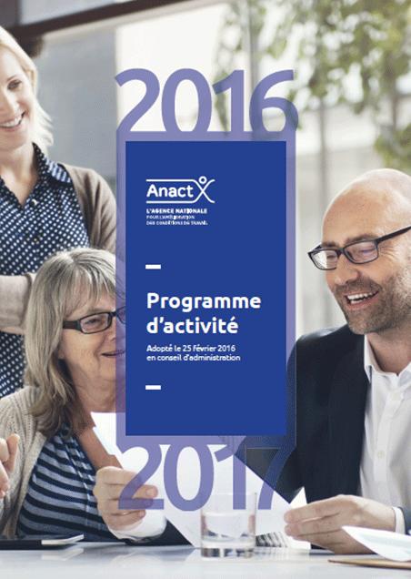 programme d'activités 2016-2017