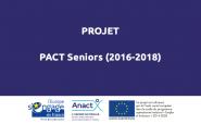 Le projet « PACT Seniors »