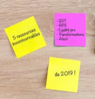 Les 5 ressources du réseau Anact-Aract qu'il ne fallait pas rater en 2019
