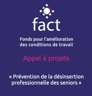 Appel à projets « Prévention de la désinsertion professionnelle des seniors »