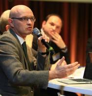Hervé Lanouzière 6èmes rencontres parlementaires