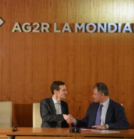 L'Anact et AG2R LA MONDIALE, partenaires pour développer des démarches de prévention au niveau des territoires et des branches professionnelles
