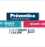 Logo de Préventica Lille