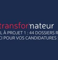 Transformateur Numérique - Appel à projet 1