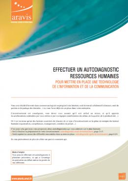 autodiagnostic RH TIC