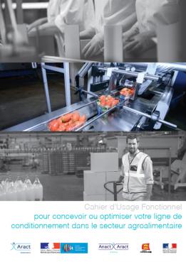 Cahier d'usage fonctionnel pour concevoir ou optimiser votre ligne de conditionnement dans le secteur agroalimentaire