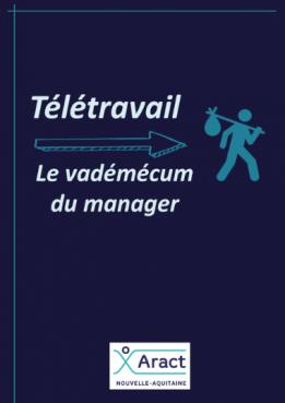Télétravail Vadémécum du manager