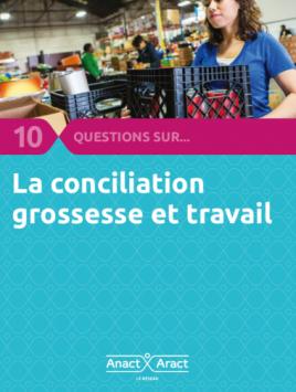 10 questions sur la conciliation grossesse et travail
