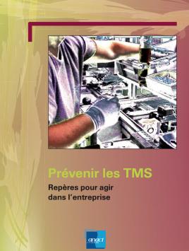 Visuel - Prévenir les TMS : repères pour agir dans l'entreprise