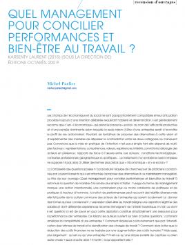 Visuel - Quel management pour concilier performances et bien-être au travail ?