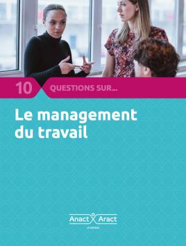 couverture 10 question sur le management du travail