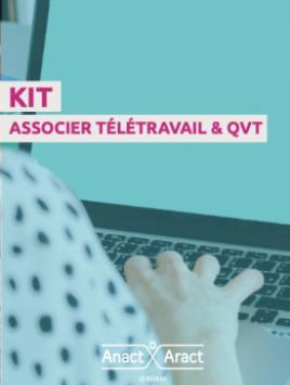 kit pour associer télétravail et QVT