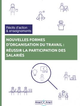 Vignette document Nouvelles formes d'organisation du travail : réussir la participation des salariés