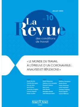 Vignette document Le  monde du travail à l'épreuve d'un coronavirus : analyses et réflexions