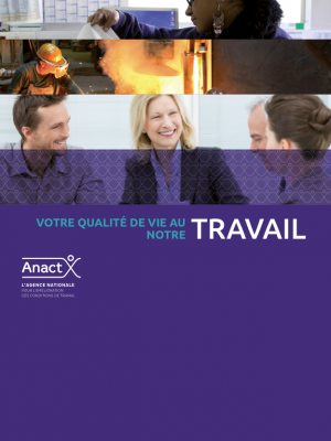 Plaquette institutionnelle Anact 2016
