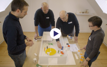 Lefrant Rubco conçoit son nouvel atelier de conditionnement en s'appuyant sur la simulation du travail futur