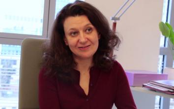 Florence Wiener, directrice de la stratégie sociale et de la QVT au groupe La Poste