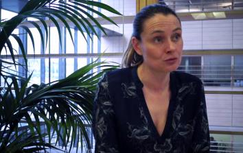 Stéphanie Da Costa, responsable du département diffusion et communication de l'Anact