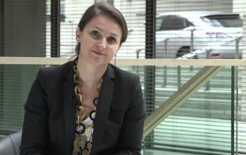 Anne-Sophie Godon, directrice innovation, études et veille chez Malakoff Médéric