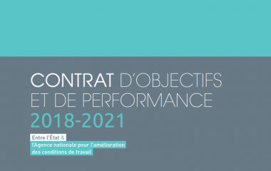 Contrat d'objectif et de performance Anact
