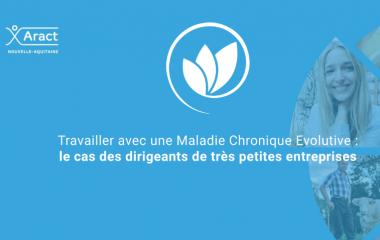 Enquête : santé des indépendants et dirigeants d'entreprise en Nouvelle-Aquitaine