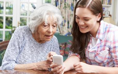 Le numérique dans les services à la personne