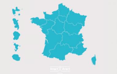 Le réseau Anact-Aract