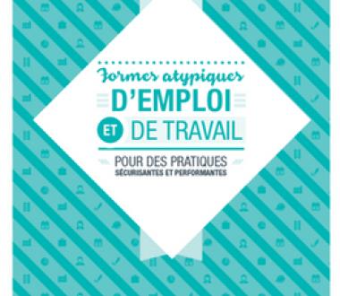 Formes atypiques d'emploi et de travail, pour des pratiques sécurisantes et performantes