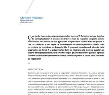 Visuel - Négocier l'organisation du travail - RDCTn7