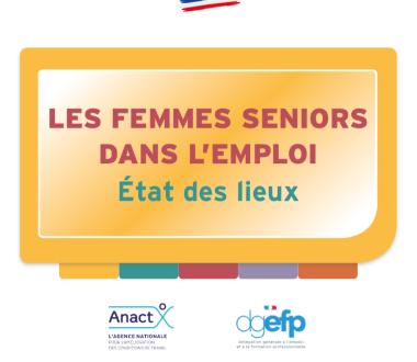 Les femmes seniors dans l'emploi. État des lieux