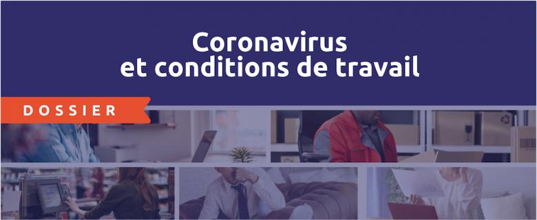 Dossier Coronavirus et continuité d'activité