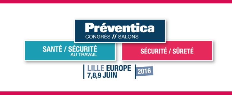 Logo préventica Lille