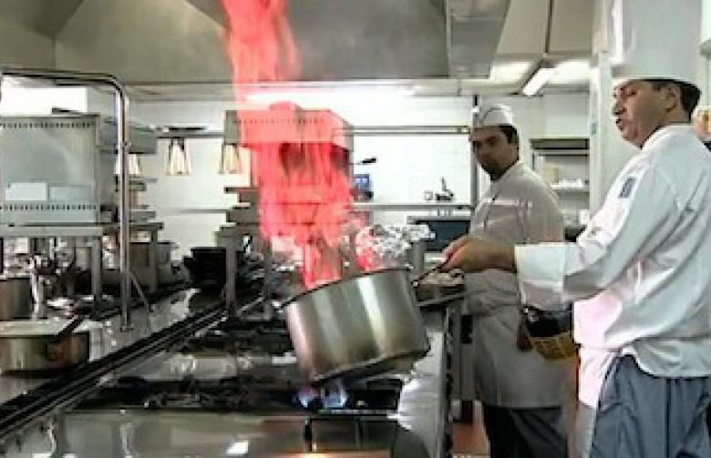 Hotels caf s restaurants pr venir les 10 grands risques for Emploi en restauration