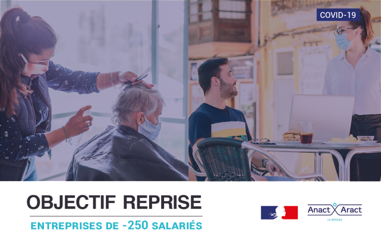 Objectif Reprise restauration coiffure