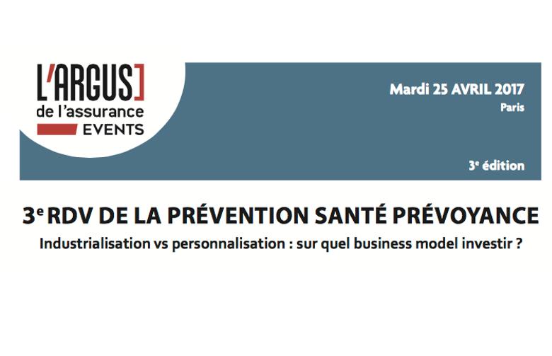 3ème RDV de la prévention santé/prévoyance