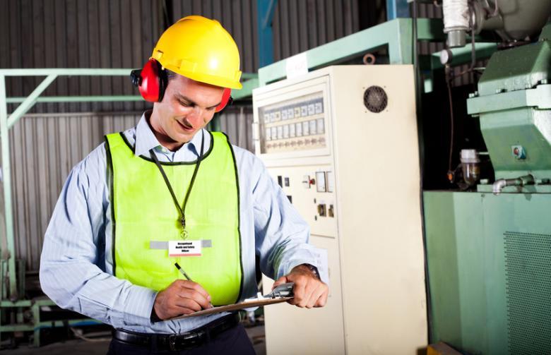 Visuel - santé et sécurité au travail
