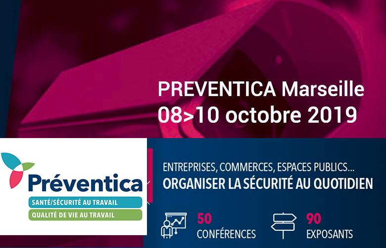 Préventica 2019 Marseille