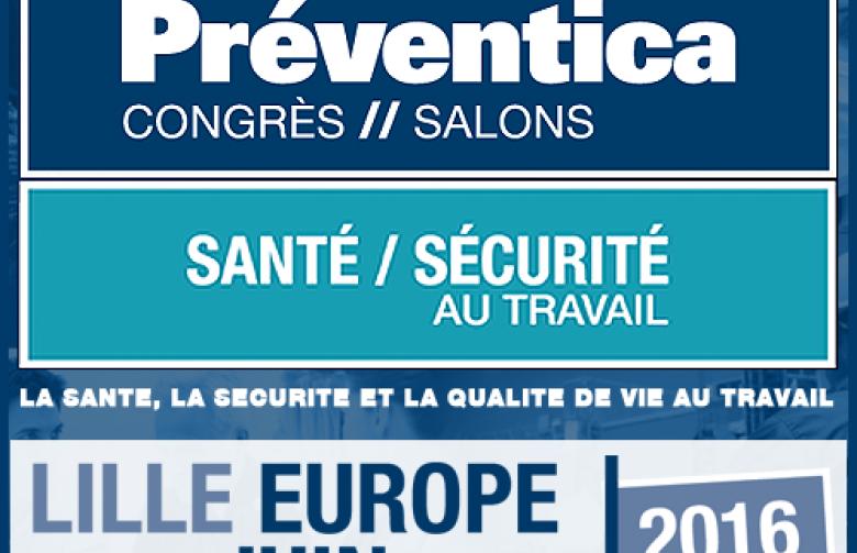 Logo de notre partenaire Préventica