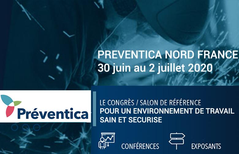 Preventica Nord France 2020