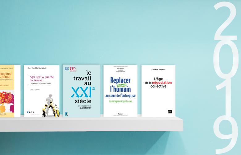 Les 10 ouvrages à avoir lu en 2019 sur le travail et ses transformations