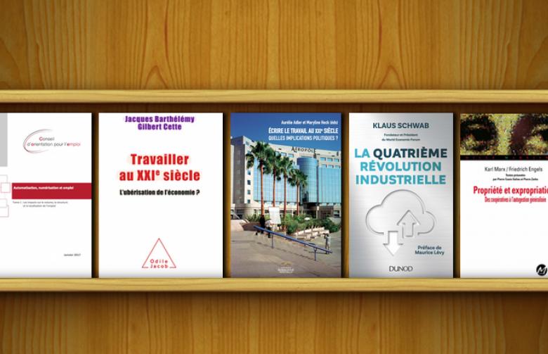 Sélection d'ouvrages sur les transformations du travail
