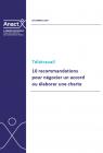 10 recommandatios Accord Charte Teletravail B