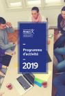 Programme d'activité 2019