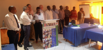 Session de clôture sur le dialogue social en Guadeloupe