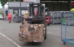 L'ESAT La Gibaudière conçoit son atelier de tri des déchets avec l'Aract Pays de la Loire