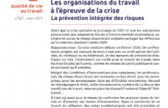 Les organisations du travail à l'épreuve de la crise. La prévention intégrée des risques