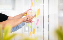 Retours d'expériences sur 27 projets d'innovation organisationnelle et managériale